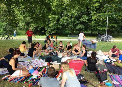 Unser Zero Waste Picknick