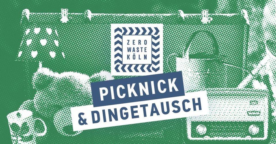 Zero Waste Picknick und Dingetausch